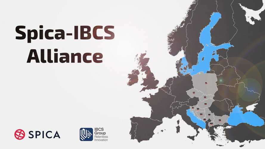 "SPICA Group and IBCS Group announced a strategic ""Three seas Alliance"""