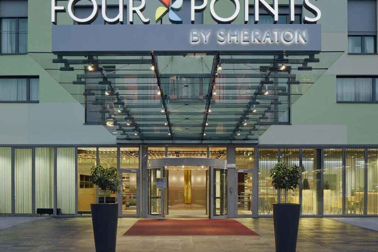Friendly and attentive service in Four Points by Sheraton